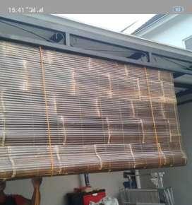 Jual krey bambu hitam445