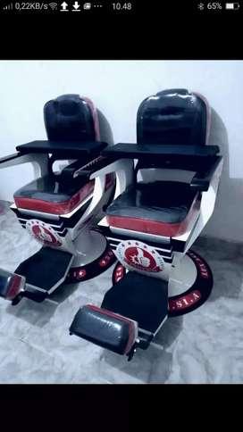 Kursi pangkas barbershop pintermend