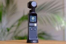 DJI Osmo Pocket Kamera Canggih / Kamera DJI / Kamera Mini