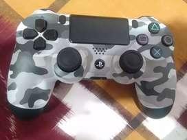 Ps4 Controller Grey Camoflouge