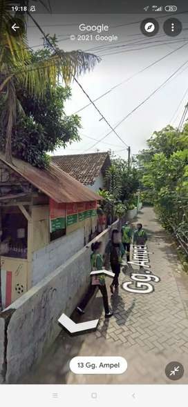 Dijual CEPAT dan MURAH Tanah BONUS bangunan di Pandean Condongcatur