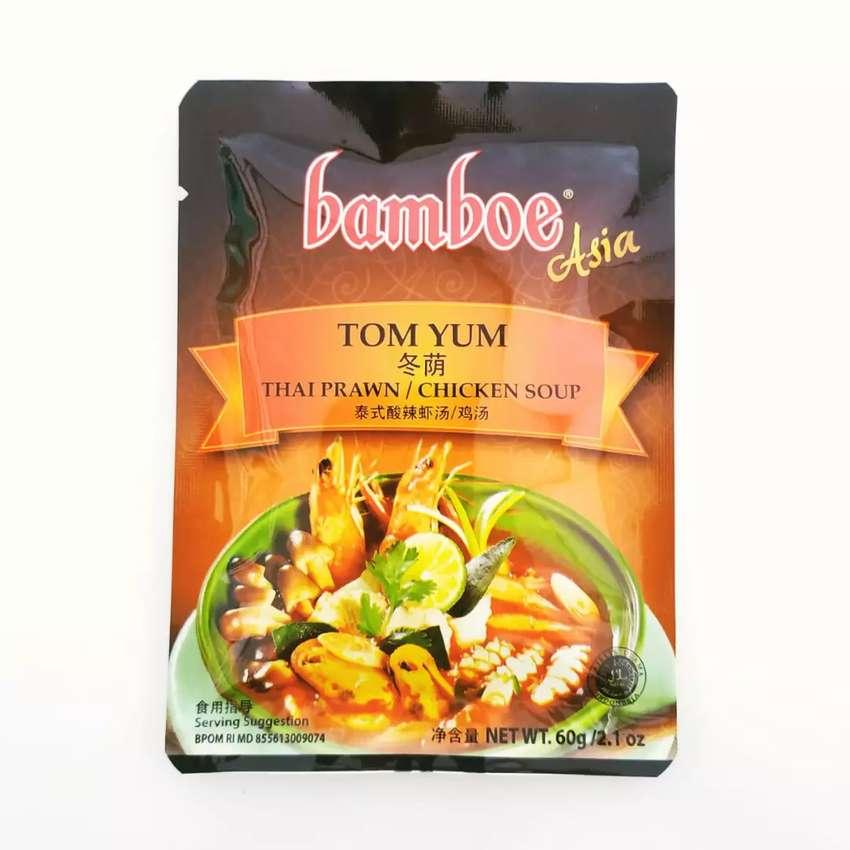 Tom Yum Bamboe 60gr 0