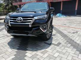 Toyota Fortuner 3.0 4x4 AT, 2019, Diesel
