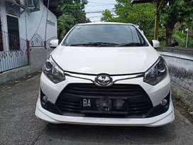Toyota Agya TRD 2017 Konsdisi original
