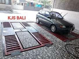 Alat pendukung bengkel cuci mobil Hidrolik kjs Bali