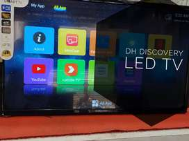 """32"""" smart DH Discovery one year onsight warranty//at @9999"""