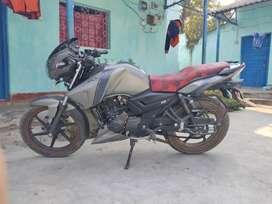 Apache RTR 160 good condition
