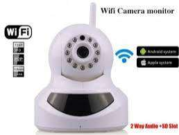 Paket IP Camera CCTV Pasang Outdoor Asli 2MP POE SPC - Putih