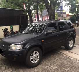 Ford Escape 2003, Mulus tinggal gas