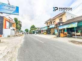 Jual 776m2 Tanah Murah Cocok Usaha, Kantor, Ruko,Dalam Ringroad Maguwo