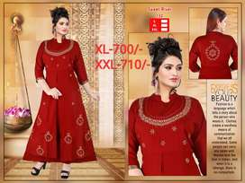 New collection of ladies kurtis