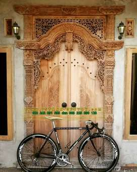 cuci gudang pintu gebyok gapuro jendela rumah masjid musholla mokid