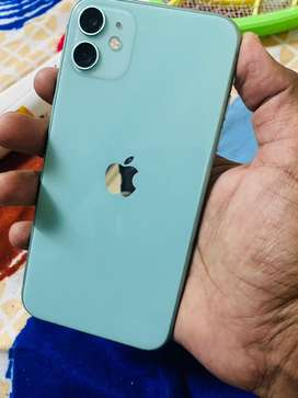 Iphone 11 128gb under warrenty with bill box