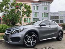 GLA200 Sport AMG 2015 Titanium Grey Km9000 Ori Panoramic Sunroof PBD