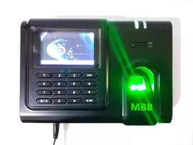 Mesin absen fingerprint sidik jari termurah MBB 100