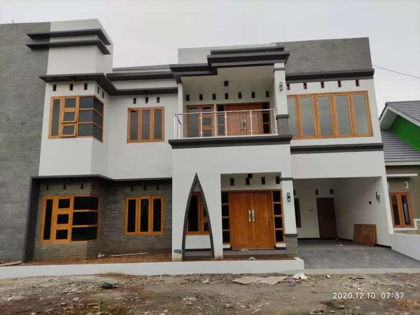 Rumah mewah siap bangun di Slawi Tegal dekat alun-alun 0