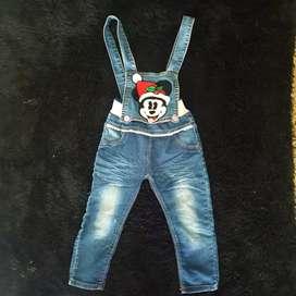 Baju anak usia 2 sampai 5 tahun
