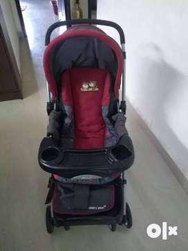 Kid's Pram Stroller in Very good condition