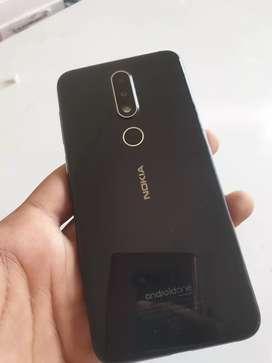 Nokia 6.1 plus (4gb 64gb) in top condition
