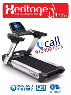 Fitness equipments available