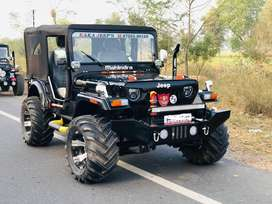 Modified hunter willys jeeps