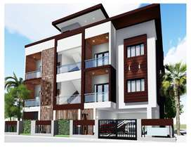 _New 2 BHK Flats for sale at Chitalapakkam-