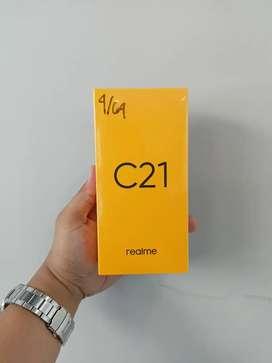 Realme C21 ram 4/64