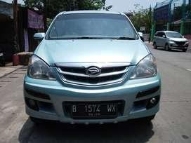 Daihatsu Xenia Li 1.0 Manual 2007 Biru Muda Metalik