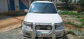 2009 Tata Safari single owner