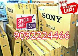 DIWALI SPECIAL 50% LED TV OFFER BEST QUALITY WARRANTY FREE WALLMOUNT