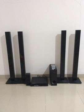 Home theater dan speaker LG tipe DH6520T