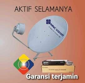 Antena parabola murah tanpa iuran