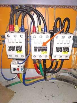 Electrical Deploma, tecnician,