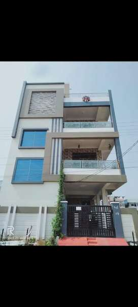 This is in ground floor it consist of 2 rooms 1 bed and 1 kitchen