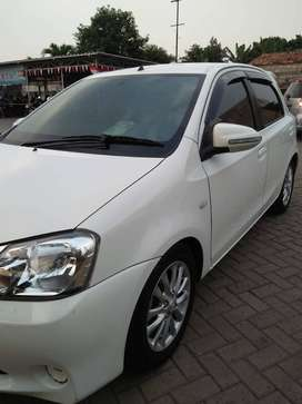 Toyota Etios E manual 2016