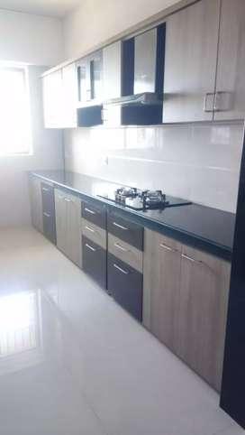 2/BHK semi furnished flat rent near mallikatt market