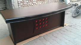 All types of desk bench nd office furniture