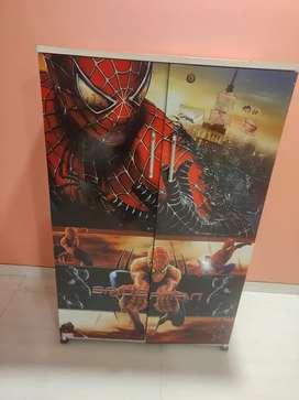 Spiderman wardrobe