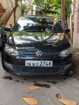 Volkswagen Polo 2011 Petrol Well Maintained