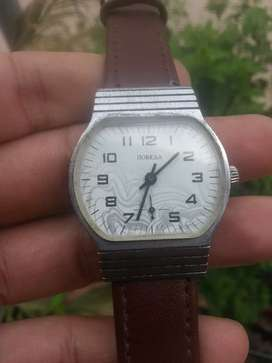 Russian side second  antique hand winding vintage watch