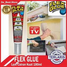 PROMO - Flex Glue 180ml Lem Karet Anti Bocor