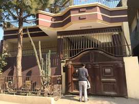 Single story house for sale in Airport Housing society