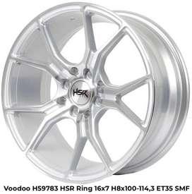 model VOODOO 59783 HSR R16X7 H8X100-114,3 ET35 SMF