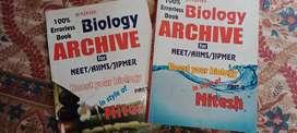 NEET BIOLOGY QUESTION PRACTICE BOOKS