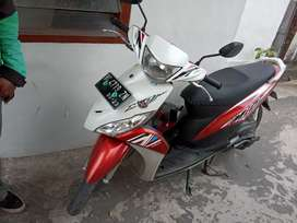 Jual motor mio j 2013 pajak hidup