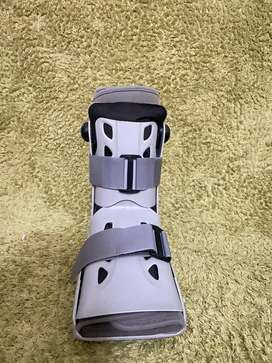 Aircast ankle bruce