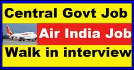 Urgent required 185 candidates for ground staff in Airport