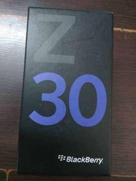 UDAIPUR - NEW BLACKBERRY Z30 4G MODEL