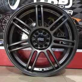 Velg mobil surabaya HSR Boon ring 18    FT86 Wish Rush Camry Innova