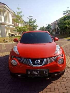 Nissan Juke 1.5 RX 2013 AT
